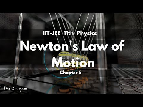 Chapter Notes: Newton's Law of Motion Physics Class 11