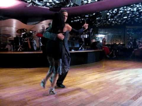 Juan Guida & Gladys Fernandez. February 2011 .Tang...