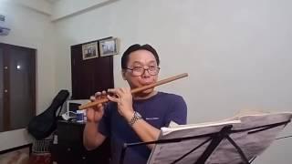 Tác phẩm: GỬI MIỀN NAM - Độc tấu sáo trúc Việt Nam || Khắc khoải nỗi niềm Nam Bắc