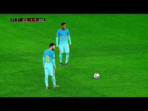 Only Messi Can Score Such Insane Goals in just 1 Season ||HD||
