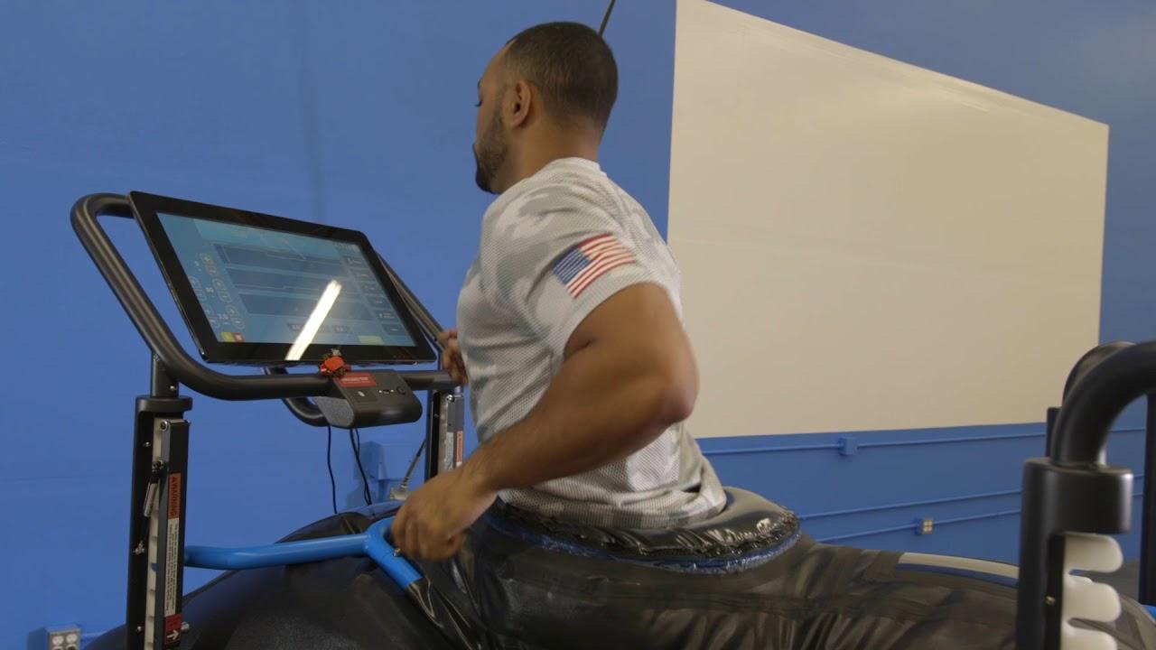 AlterG Pro - Zero Gravity Treadmill for Athletes & Sports