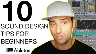 10 Sound Design Tips For Beginners   Ableton Live