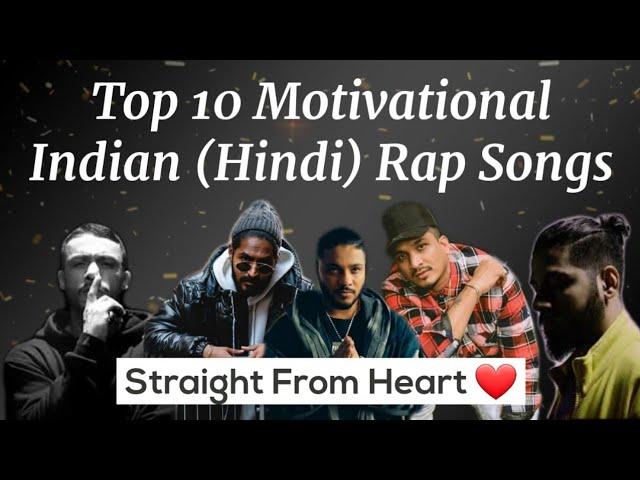 TOP 10 Best Motivational Indian (Hindi) Rap Songs Review   IAmFawad