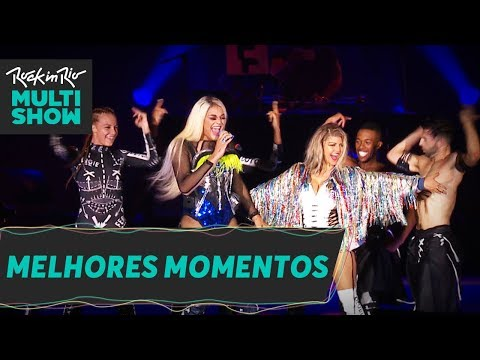 Rock in Rio | Melhores Momentos | Pabllo Vittar, Fergie, Adam Levine e Shawn Mendes