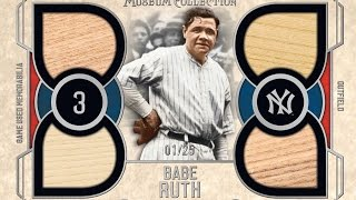 Box Busters: 2015 Topps Museum Collection baseball cards
