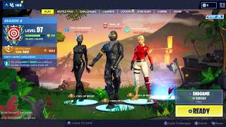 🔴Fortnite Live Stream New Marval Skin| Duos,Squad,Free 4 All Creative,1v1| NC Clan Tryout|1.8k Grind