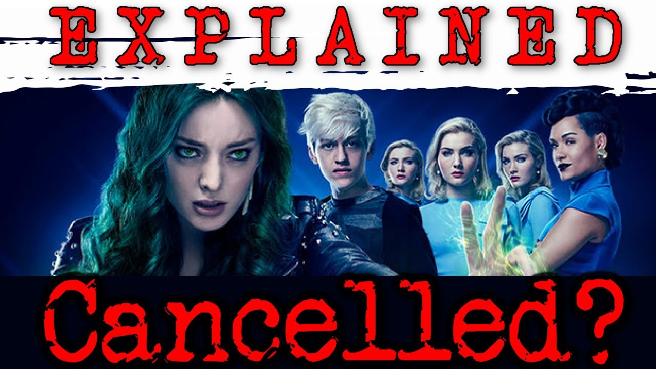 Download Why they Cancelled The Gifted | No Season 3