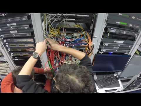 Exchange Cisco 3750 Stack by a Nexus 9000