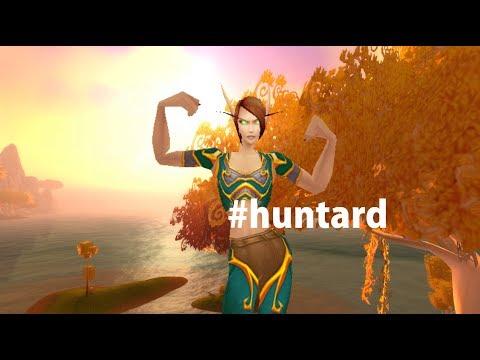 Huntard problems (WoW machinima)