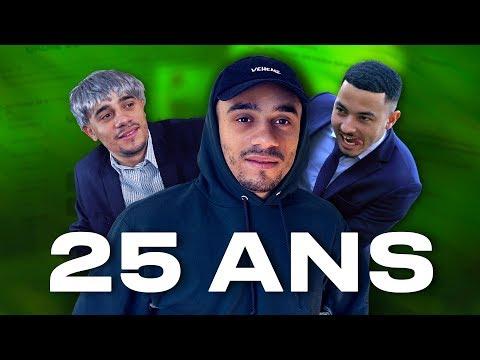 MISTER V - J'AI 25 ANS