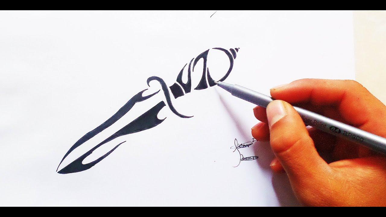 Kalemle adım adım nasıl çizilir