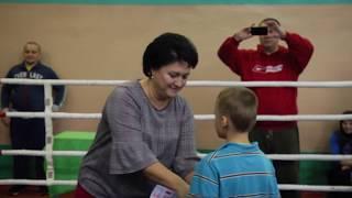 Открытое первенство города Калинковичи по боксу