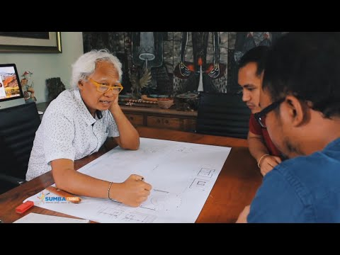 ARCHITECTURE JOURNEY – Journey of Popo Danes Architect, Bali Architecture Week 2019.