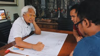 ARCHITECTURE JOURNEY - Journey of Popo Danes Architect, Bali Architecture Week 2019.