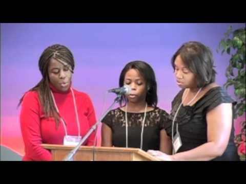 Download Wonderful, Merciful Saviour - AH Trio (Lilli, Sharon, Shanel)