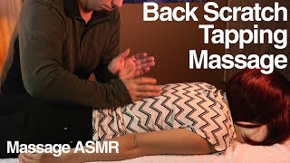 Video ASMR Massage Tapotement / Tapping & Back Scratching download MP3, 3GP, MP4, WEBM, AVI, FLV Juni 2018