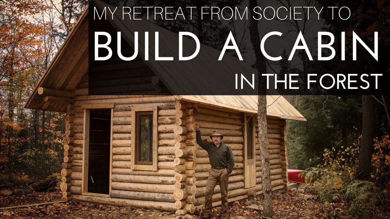 Self Build Log Cabins