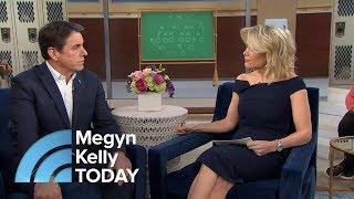 Former NFL Player Mike Adamle Shares His Struggle With Traumatic Brain Injury  Megyn Kelly TODAY