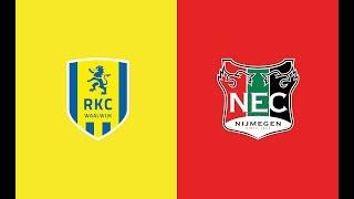 HIGHLIGHTS | Geweldige comeback bij RKC - N.E.C.