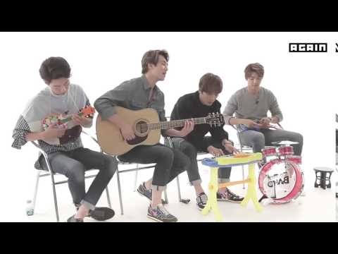 [Pikicast] CNBLUE - Love light