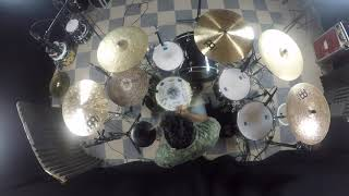 Every Little Thing | Hillsong Young and Free | Drum Cover by Johnso...