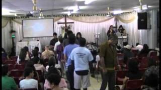 Di golgota - Holy Communion with Ibu Heriati