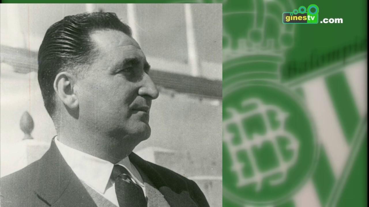"""""""Villamarín. Ayer, hoy y siempre"""" recordará al expresidente bético y su vinculación con Gines"""