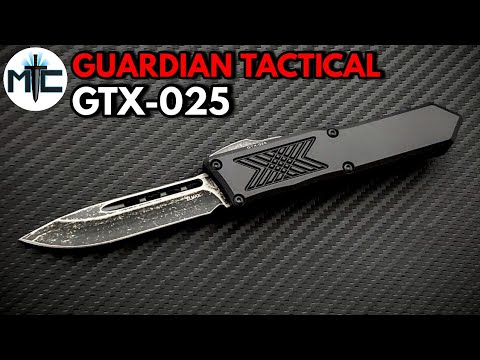 Guardian Tactical GTX-025 Automatic OTF Knife – Overview and Review