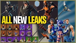 *NEW* Fortnite: LEAKED NEW SKINS, TOOLS, GLIDERS AND MORE! | (Holiday Skins and More Leaks!)