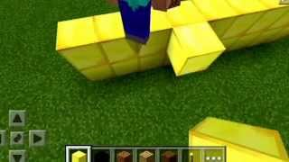 Minecraft PE- Building 20th Century Fox