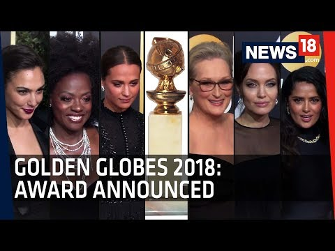 Golden Globes 2018 Highlights | Beverly Hills Hilton Hotel | Los Angeles
