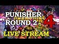Punisher Round 2 - Part 3 | Marvel Contest of Champions Live Stream