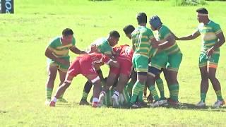 U18 Semi Finals - Tonga College