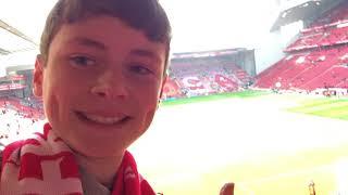Liverpool V Bournemouth Anfield Matchday Vlog!