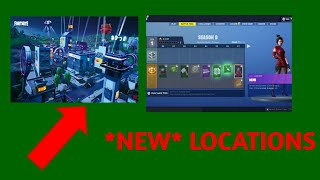 'NEW'SEASON 9 BATLLE PASS ' NEW MAP CHANGES!! NOUVEAU POI IN FORTNITE BATTLE ROYALE!! | FORTNITE