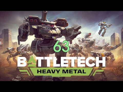 Battletech - Heavy Metal - Career Mode - 63  
