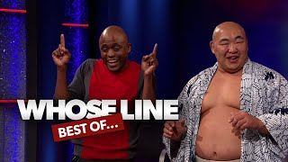 Whose Line Is It Anyway? | Best of... SUMO | The CW