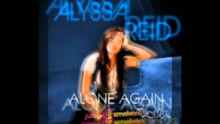 alyssa reid - alone again js remix kiss FM {best remix}.wmv