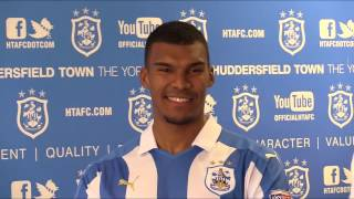 INTERVIEW: January signing Collin Quaner on his move to Town