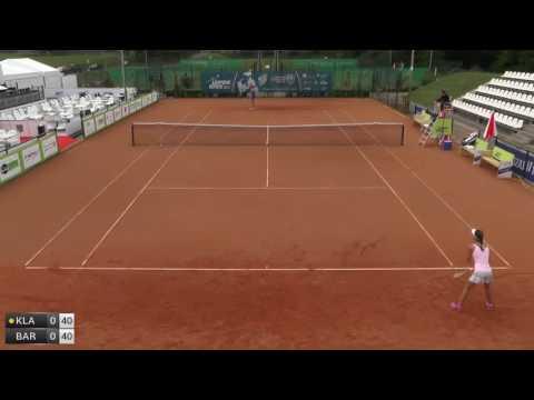 Klasen Anna v Bara Irina Maria - 2016 ITF Leipzig