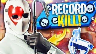 NUOVA SKIN, NUOVA MODALITA' E NUOVO RECORD KILL!! VIDEO LEGGENDARIO! Fortnite Battle Royale