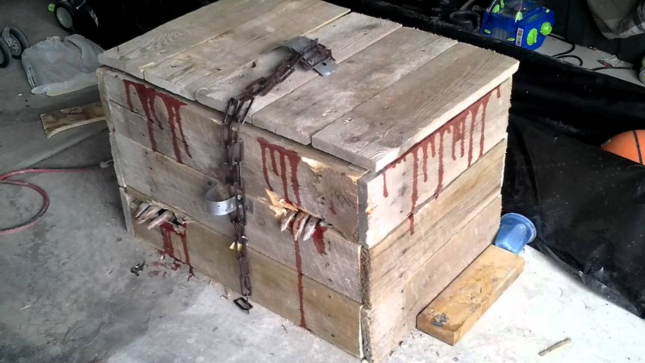 Halloween 2012 Monster In A Box Youtube