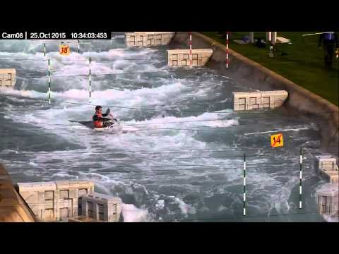 British Canoeing Selection Race Two Sunday AM (C1W/C1M/K1M)