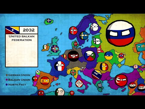 Alternate Future of Europe in Countryballs - THE MOVIE [HD]
