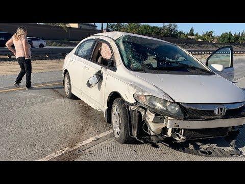 🇺🇸 American Car Crash, Instant Karma, Driving Fails Compilation #281
