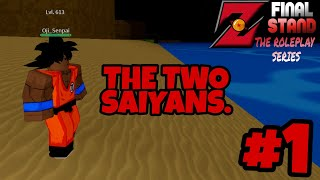 Saiyans - France Dragon Ball Z Final Stand #2 (Roblox)