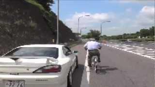 常磐道は自動車専用道路ですが・・・