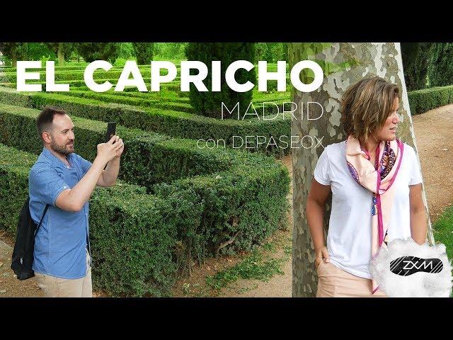 PARQUE EL CAPRICHO Y MERCADO DE SANT ANTÓN - MADRID - ZXM
