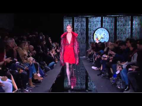 Diane Von Furstenberg | Fall Winter 2015/2016 Full Fashion Show | Exclusive
