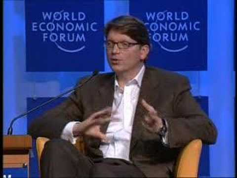 Davos Annual Meeting 2006 - Digital 2.0 (French)